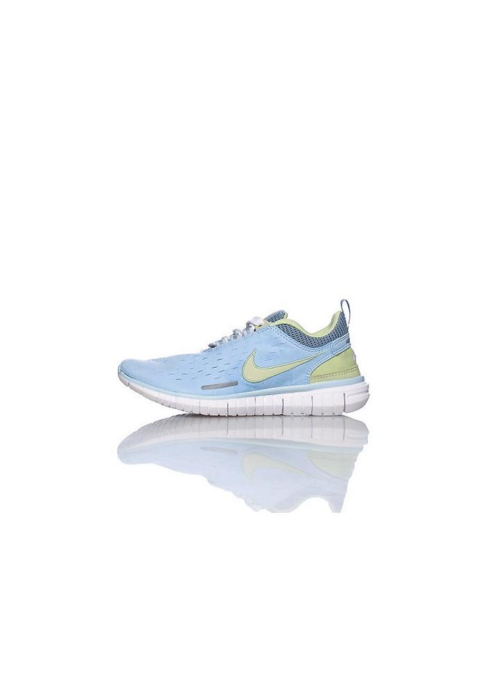Running Nike Free OG 14 Bleu (Ref : 642336-400) Basket Femme Mode 2014