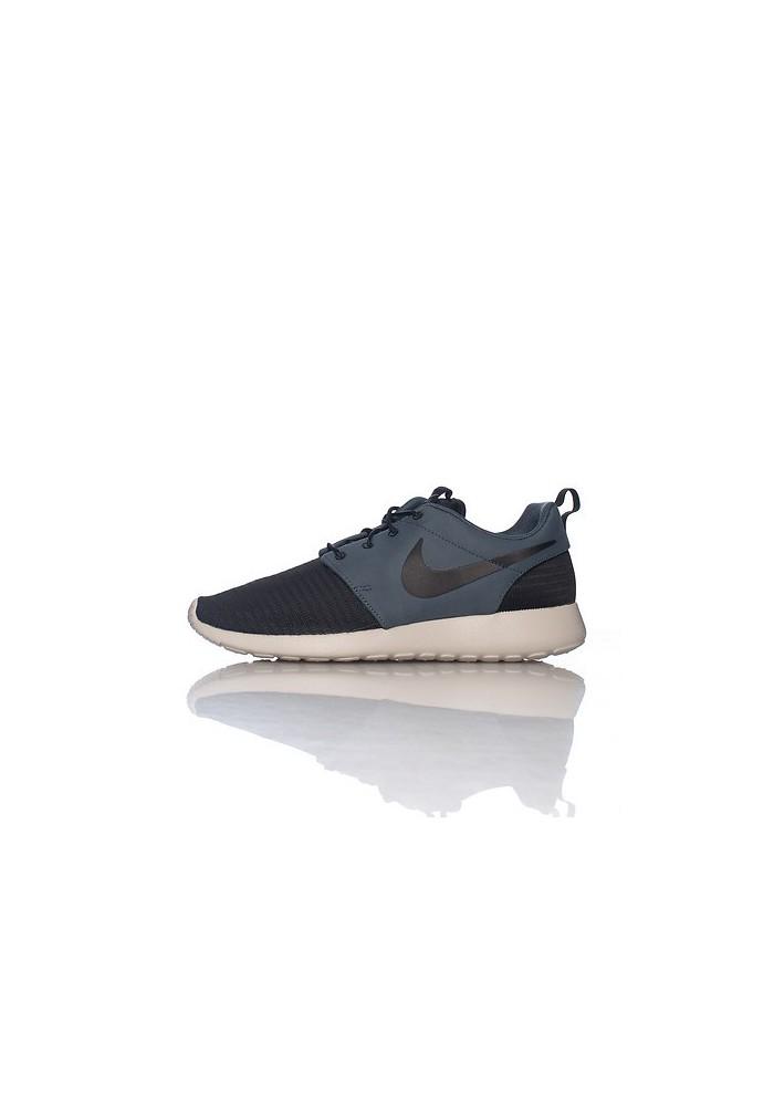 Chaussures Hommes Nike Rosherun Noir (Ref: 511881-090) Running