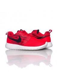 Chaussures Hommes Nike Rosherun Hyp Rouge (Ref : 636220-601) Running