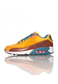 Nike Air Max 90 (Ref : 537384-700) Chaussure Hommes mode 2014