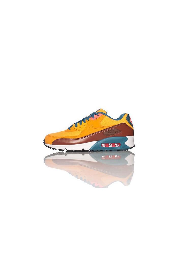 Running Nike Air Max 90 (Ref : 537384-700) Chaussure Hommes mode 2014