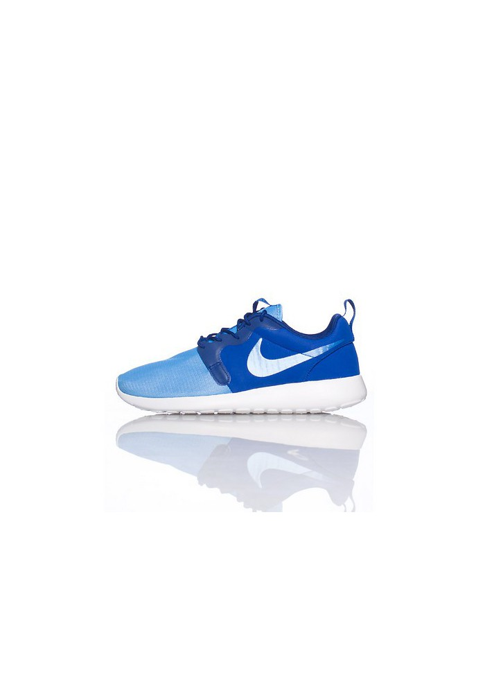 Chaussures Hommes Nike Rosherun Hyp Bleu (Ref : 636220-401) Running