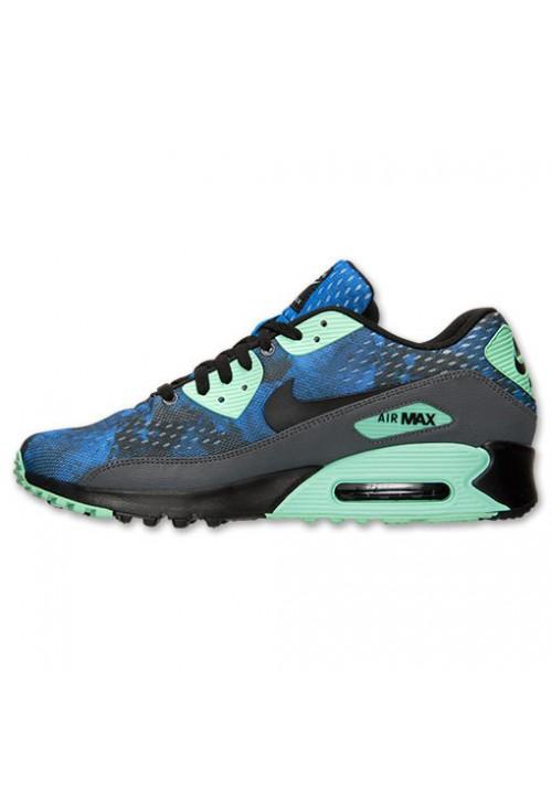 Running Nike Air Max 90 Premium (Ref : 700157-403) Chaussure Hommes mode 2014