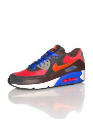 Nike Air Max 90 Winter PRM Rouge (Ref : 683282-600) Chaussure Hommes mode 2014