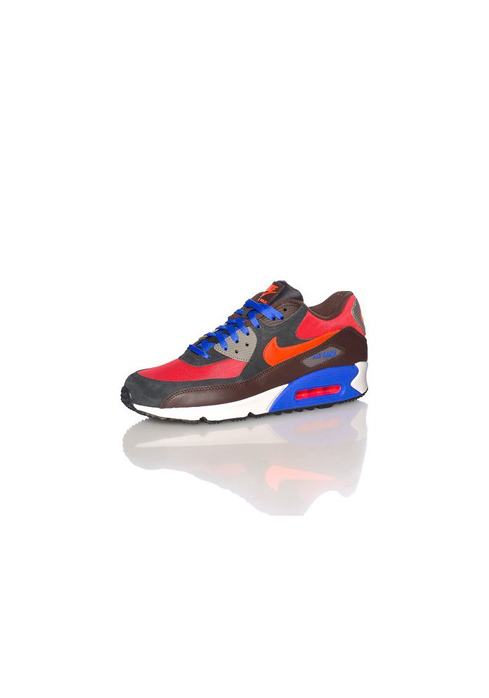 Running Nike Air Max 90 Winter PRM Rouge (Ref : 683282-600) Chaussure Hommes mode 2014