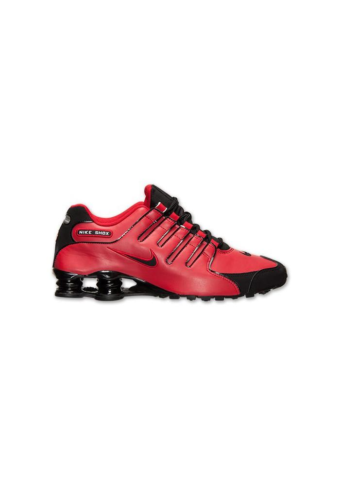 Running Nike Shox NZ (Ref : 378341-600) Chaussure Hommes mode 2014