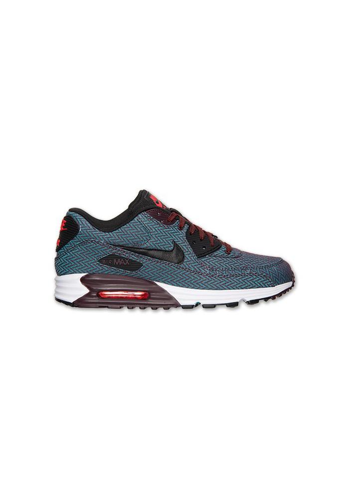 Running Nike Air Max Lunar 90 (Ref : 705068-600) Chaussure Hommes mode 2014