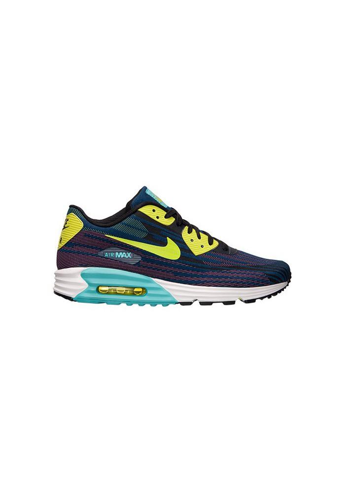 Running Nike Air Max Lunar 90 JCRD (Ref : 654468-002) Chaussure Hommes mode 2014