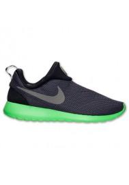 Nike Roshe Run Homme / Slip On Noir (Ref : 644432-003) Running
