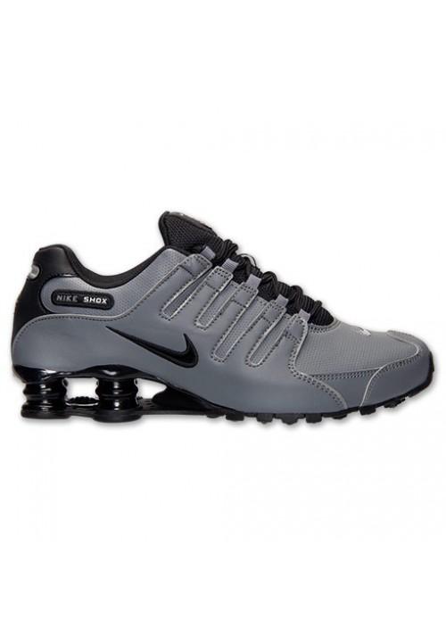 Running Nike Shox NZ (Ref : 695486-002) Chaussure Hommes mode 2014