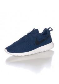 Nike Roshe Run Homme / Navy (Ref: 511881-405) Sneaker