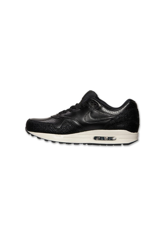 NIKE AIR MAX 1 Leather Ref: 705007-001 Basket Hommes