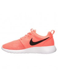 Chaussures Hommes Nike Roshe One Print Rouge (Ref: 655206-615) Running