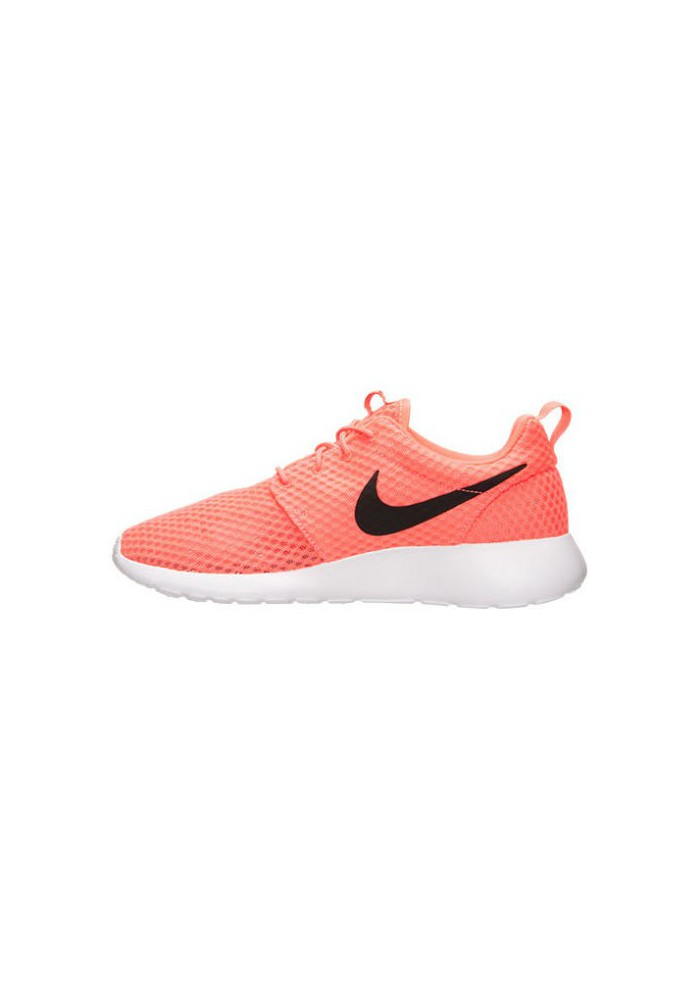 Chaussures Hommes Nike Roshe One Print Rouge (Ref: 655206-615) Running