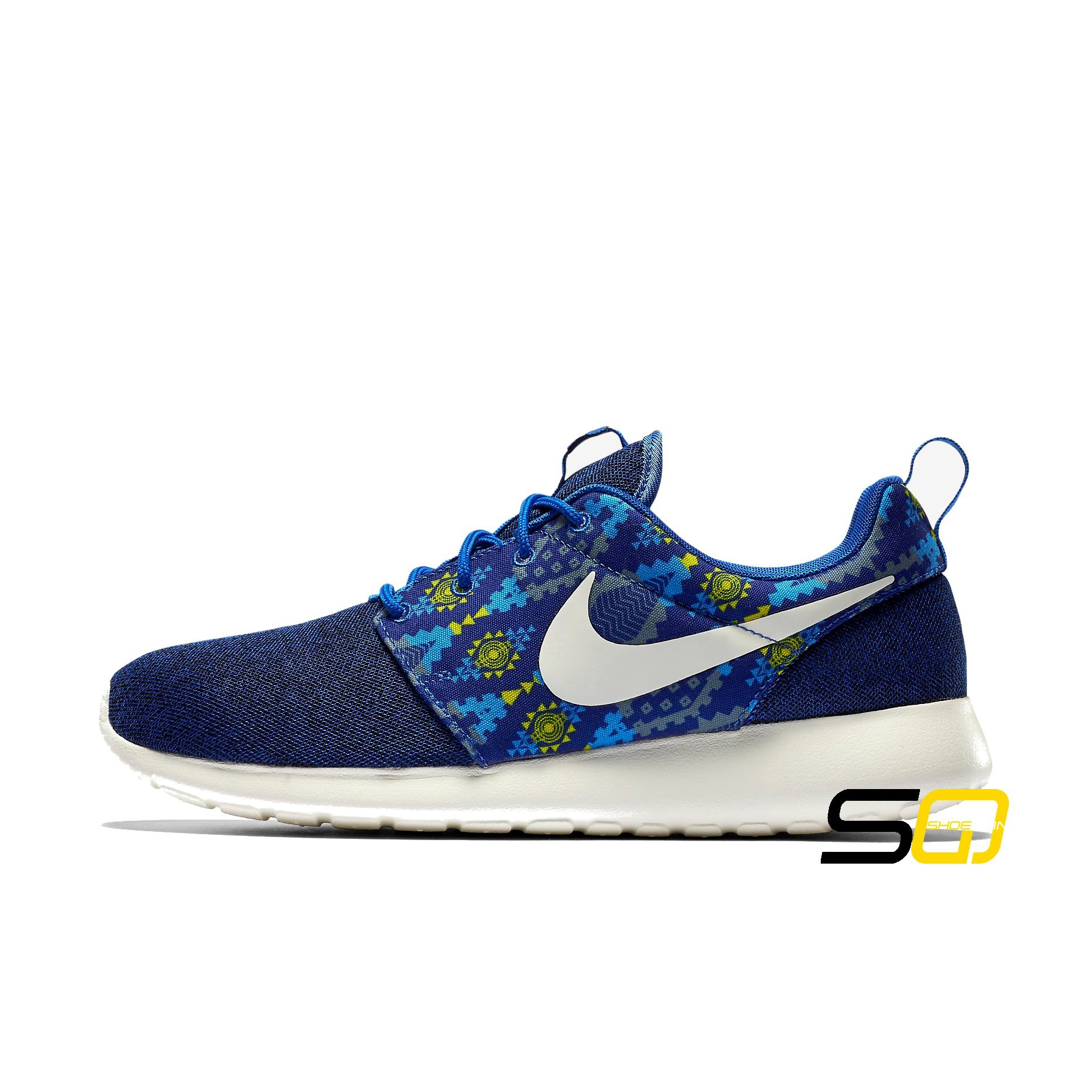 chaussures hommes nike roshe one ref 655206 410 running shoemaniaq. Black Bedroom Furniture Sets. Home Design Ideas