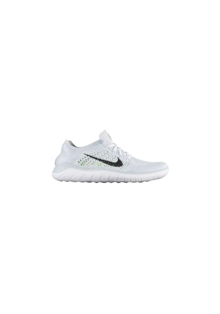 Basket Nike Free RN Flyknit 2018 Femme 42839-100