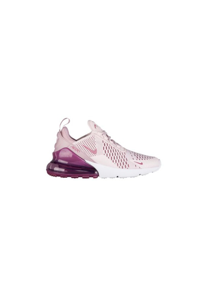 nike basket fille air max 270 violette