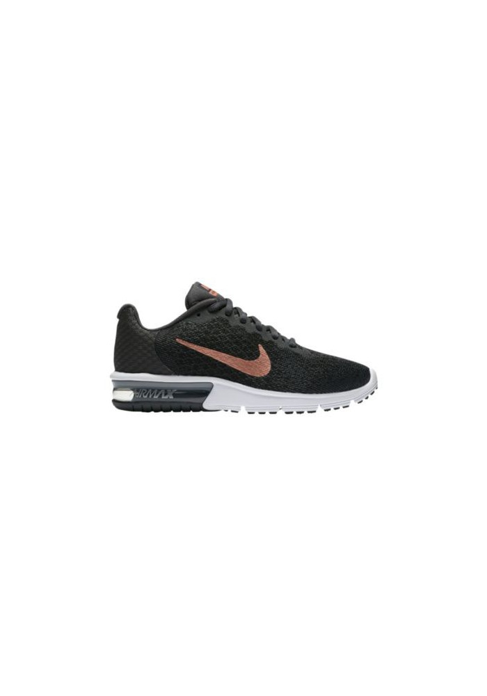 045b4484438 Basket Nike Air Max Sequent 2 Femme 52465-013