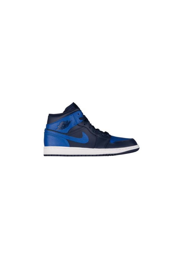 Basket Nike Air Jordan AJ 1 Mid Hommes 54724-412