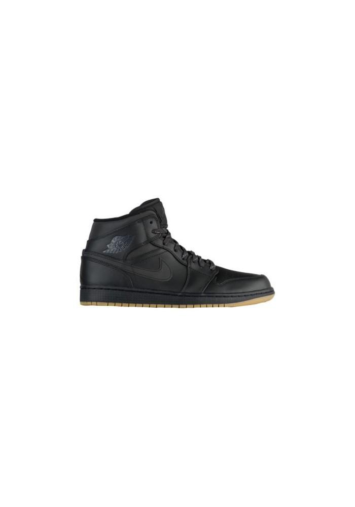 Basket Nike Air Jordan AJ 1 Mid Winterized Hommes A3992-002