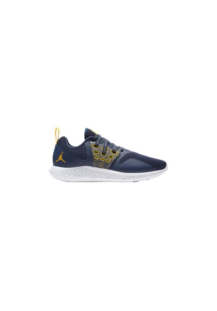Basket Nike Air Jordan Lunar Grind Hommes A4302-411