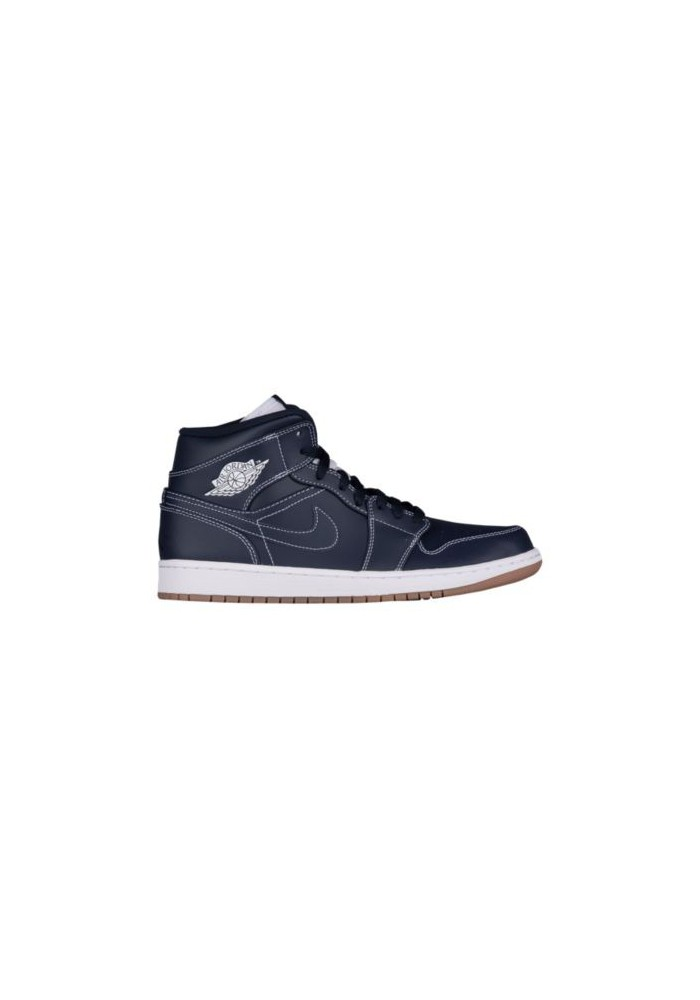 Basket Nike Air Jordan AJ 1 Mid Hommes A6342-402