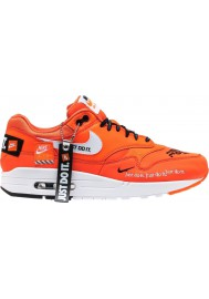 "Nike Air Max 1 SE ""Just Do It"" - AO1021-800 Total Orange/White/Black"