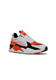 cheap for discount cb5b3 92ed4 Baskets PUMA RS-X REINVENTION 20119 White   Red   Blast 369579-02
