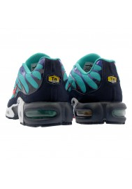 NIKE AIR MAX PLUS TN AV7940-300 Hyper Jade/Flash Crimson/Obsidian