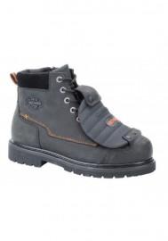 Boots harley davidson Jake Steel-Toe en cuir. D95055