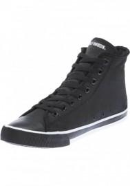 Boots harley davidson Baxter en cuir Hi-Cut Sneakers D93341