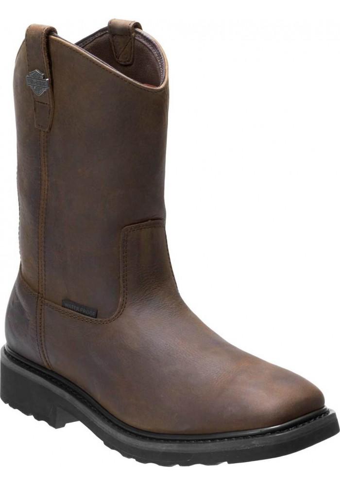 Boots harley davidson Altman Waterproof Safety Toe Moto Boots D93563