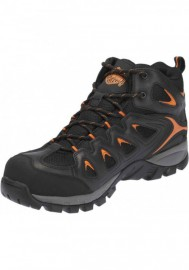 Boots harley davidson / Safety Toe Woodridge en cuir D93329
