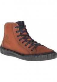 Boots harley davidson Barren Sneakers en cuir D93664