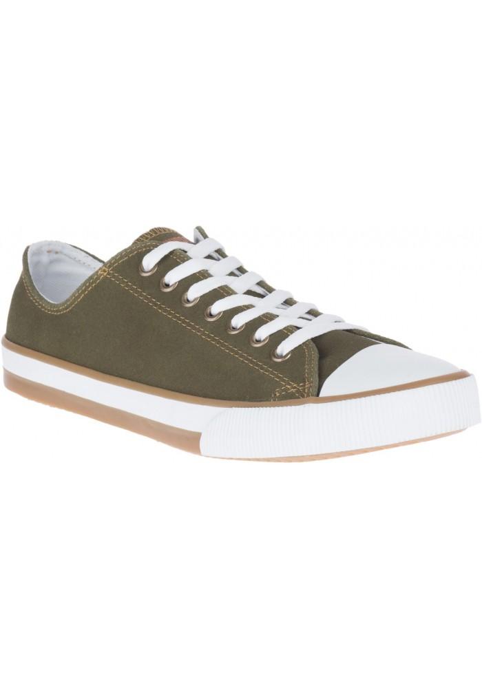Boots harley davidson Claymore  Sneakers en cuir  D93677