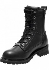 Boots harley davidson Benteen chukka en cuir Motorcycle D96154