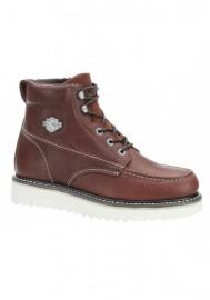 Boots harley davidson Beau chukka Boots. Inside Zip D93135