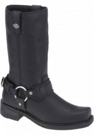Boots harley davidson Westmore en cuir. D93315 D93316