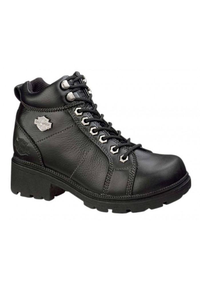 Boots Harley-Davidson  Tyler  Lace Chukka pour femmes  noir D84280