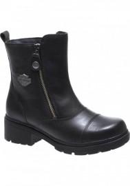 Boots Harley-Davidson Amherst en cuir pour femmes D84236 D84237