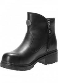 Boots Harley-Davidson Camfield en cuir Safety pour femmes D84462