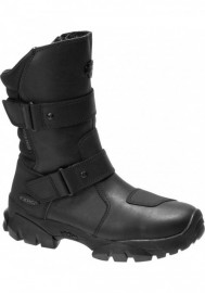 Boots Harley-Davidson Balfour noir Waterproof Motorcycle pour femmes D87172