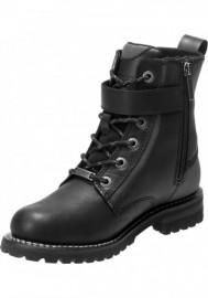 Boots Harley-Davidson Carlotta noir Motorcycle pour femmes D87168