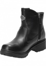 Boots Harley-Davidson Madera noir Casual Ankle pour femmes D84406