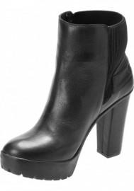 Boots Harley-Davidson Iredell High Heel noir Booties D84495
