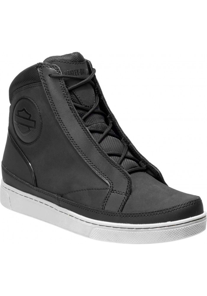 Boots Harley-Davidson  Vardon  noir Waterproof Riding Sneakers D87175