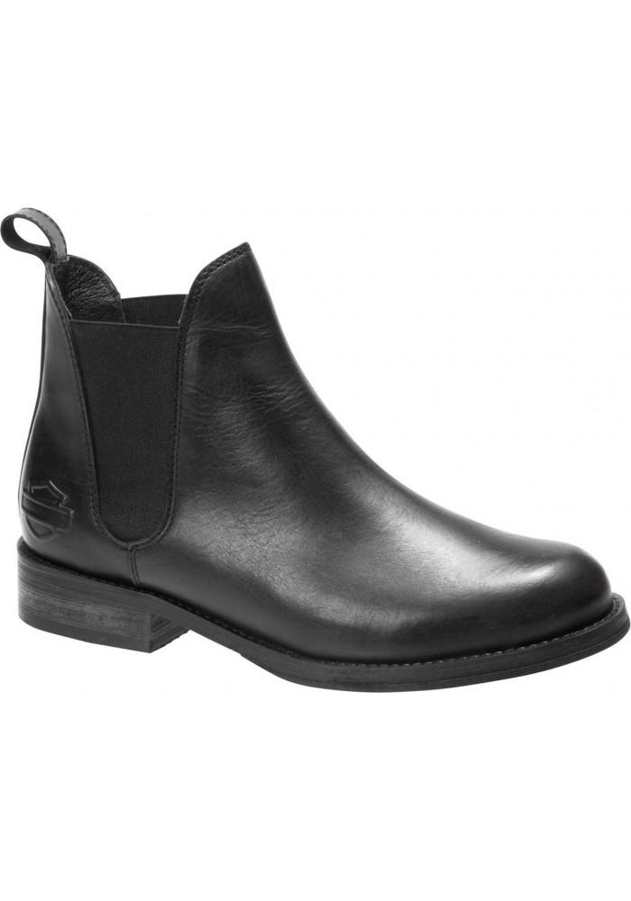 Boots Harley-Davidson  Delano  noir Casual Ankle pour femmes D84408