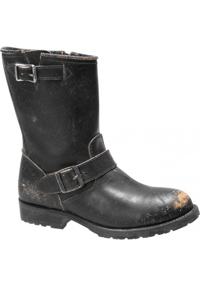 Boots Harley-Davidson Kamson 1903 Collection noir Motorcycle pour femmes D84415