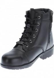 Boots Harley-Davidson Raine noir ST Motorcycle pour femmes D83883