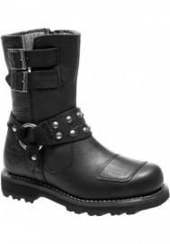 Boots Harley-Davidson Marmora noir Motorcycle pour femmes D84058